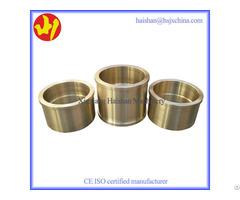 Hot Selling China Customized Professional Bronze Bushing