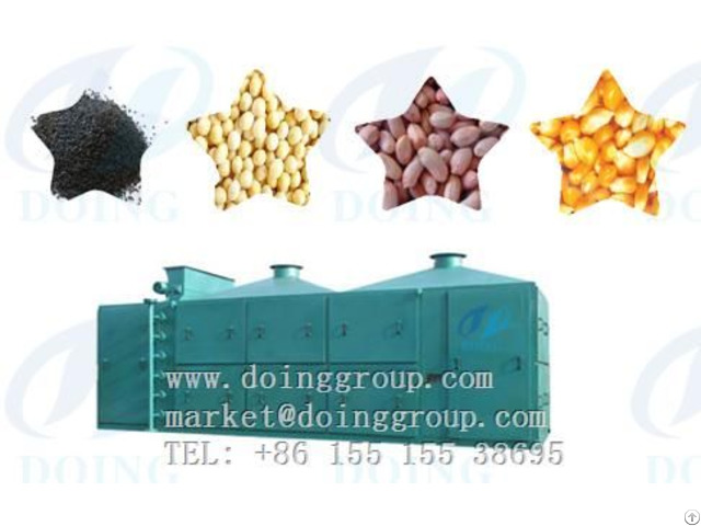 Flatbed Dryer Of Cooking Oil Machine