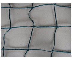 Dark Green Braided Football Net