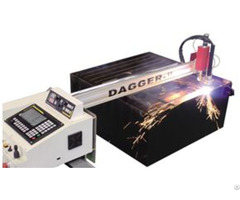 Ratetech Dagger Series Leader Of Portable Plasma Cnc Cutting Machine