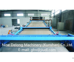 Twin Screw Sheet Extruder
