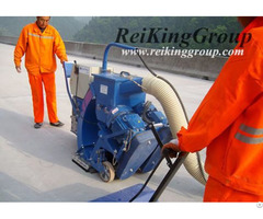 Manufacturers Supply Rode Shot Blasting Machina