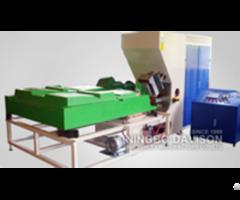 Foot Mat Welding Machine Car
