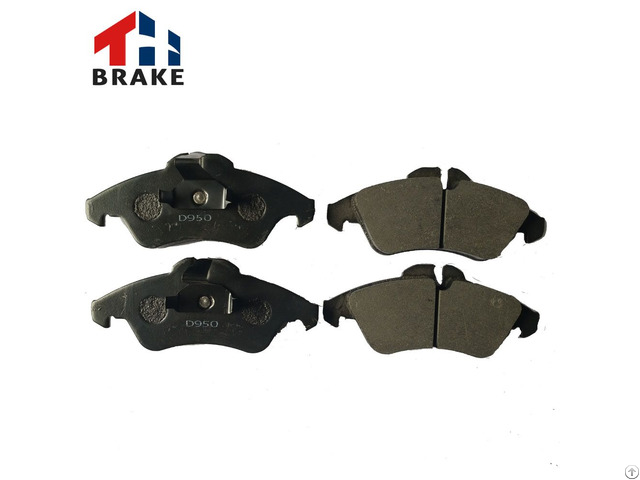 High Quality Car Auto Parts Brake Pad Fro Front Wheel