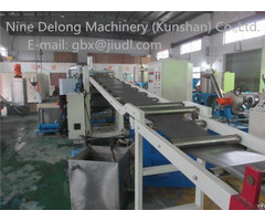 Car Interior Sheet Extruder
