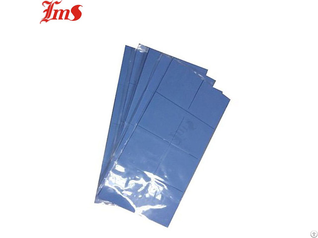 Silicone Rubber Electric Heat Sink Thermal Conductive Insulator Mat
