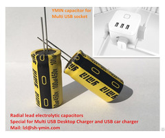 How Does Fast Charge Power Supply Achieve Low Power Consumption (through Radial Lead Capacitor)