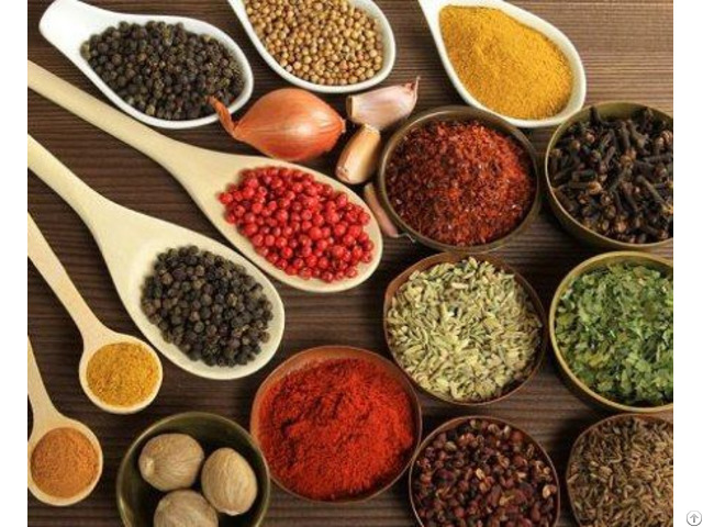 Herbs Aromatic And Medical Plants Spices Seeds