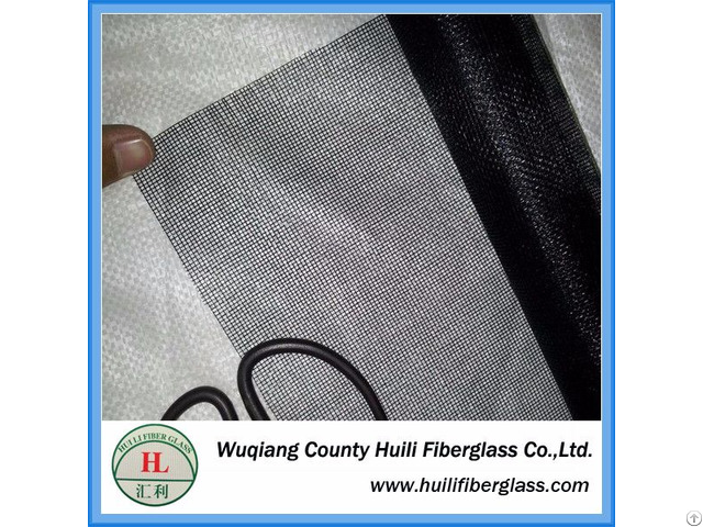Insect Mosquito Fly Fiberglass Window Screen Mesh Grey 17x15 105g