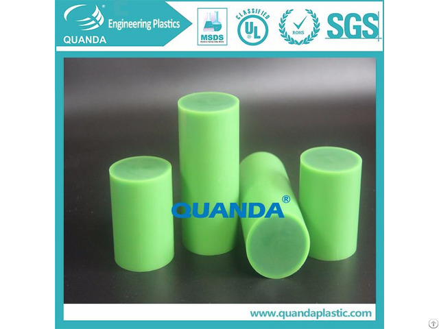 Good Abrasion Resistance Recalon® Green Oil Filled Mc Nylon