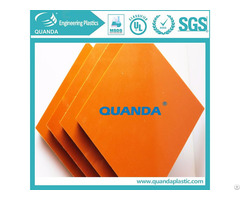 Ketonolic Orange Esd Bakelite Sheet