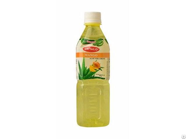 Okyalo:super Delicious Aloe Vera Drink New Mango Flavor, Okeyfood