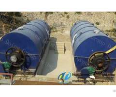 Waste Tire Pyrolysis Plant Project Cost Report