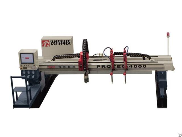 Heavy Duty Gantry Cutting Machine