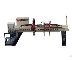 Heavy Duty Gantry Cutting Machine