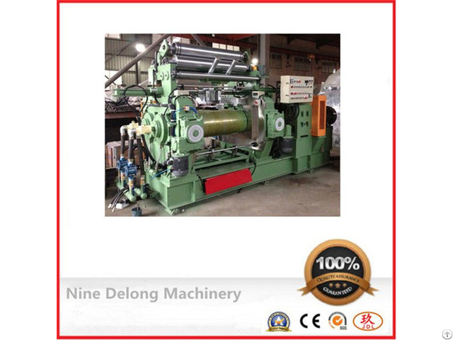 Rubber Opening Mixing Mill