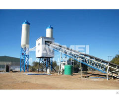 Commercial Concrete Batching Plant