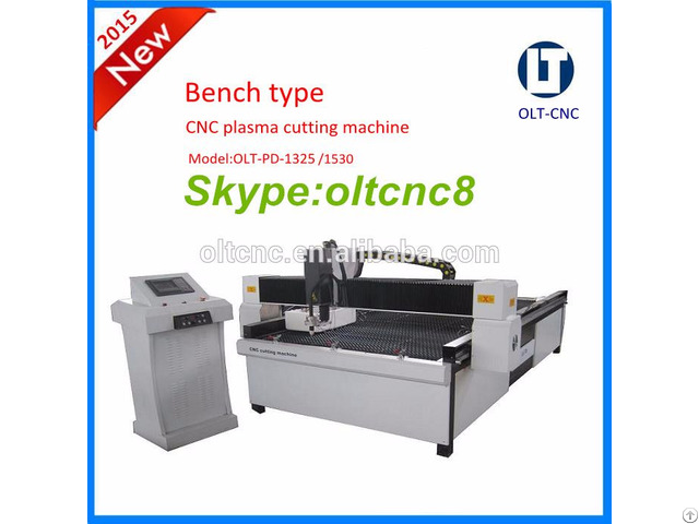 Laser And Plasma Cutting Machine