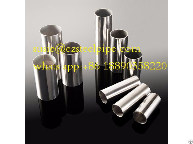 Gost 9941 81 Seamless Stainless Steel Pipe 12x18h10t