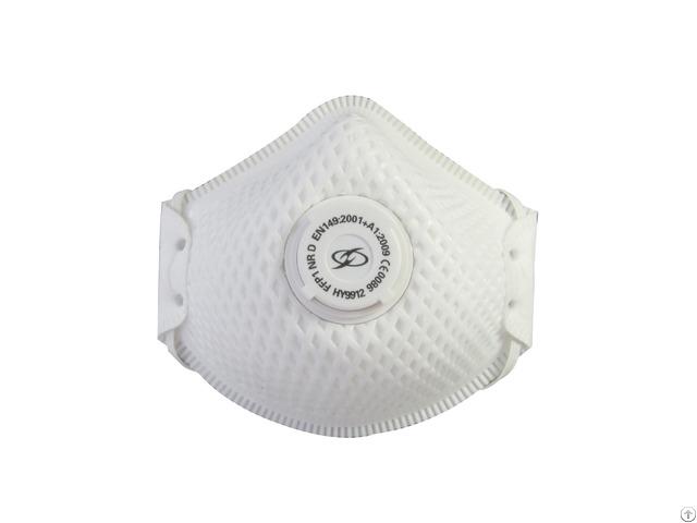 Mesh Shell Valved Ffp2 Particle Respirator