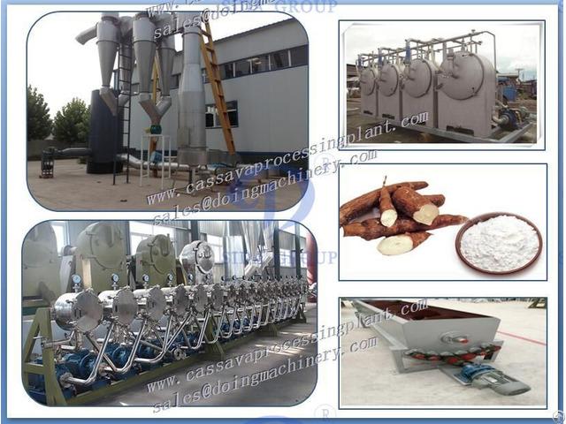 What Are The Garri Processing Machines In Nigeria