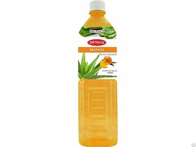 Okyalo Mango Aloe Vera Drink In 1.5l, Okeyfood