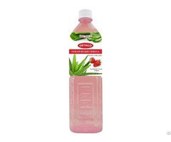 Okyalo: Strawberry Aloe Vera Drink In 1.5l, Okeyfood