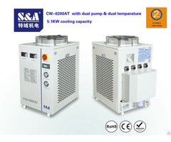 S And A Chiller For High Power Fiber Laser System Of 1kw Capacity