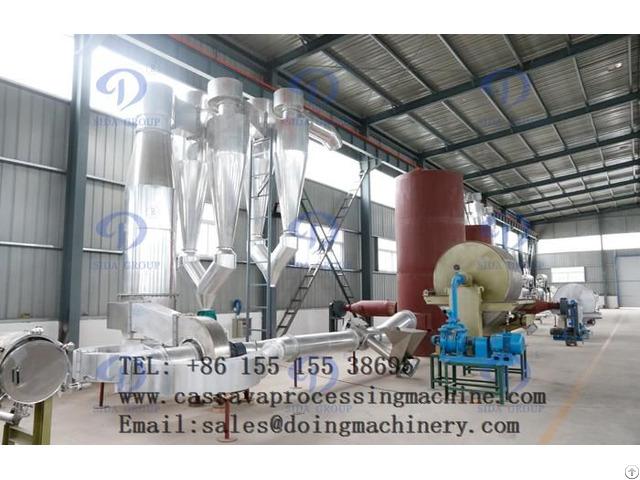 Cassava Processing Equipment Of Garri