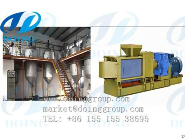 Oil Palm Production Processing Line