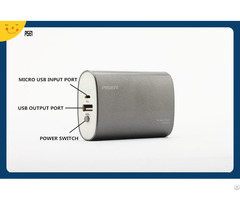 Sales Promotion Pisen Power Bank 7500mah External Battery Charger For Mobile Phone