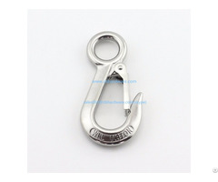 High Quality Stainless Steel Carabiner Spring Snap Hook