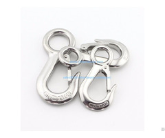 Stainless Steel Eye Slip Hook