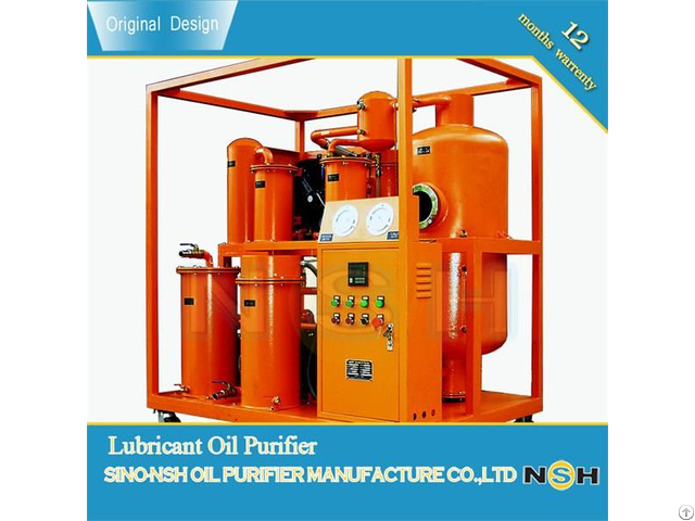 Lv Vacuum Lubrication Oil Purifier