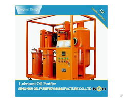Lv Vacuum Lubrication Oil Purifier