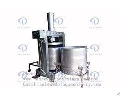 Cassava Dewatering Machine