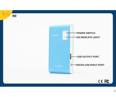 Pisen Slim Power Bank 4200mah External Battery Charger For Mobile Phone Ce Fcc Certificate