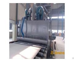 Steel Plate Preservation Line