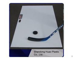 High Quality Synthetic Ice Hockey Rinks