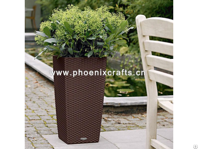 Plastic Vine Baskets