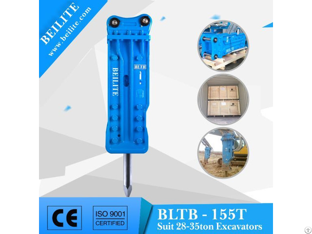 Bltb 155 Top Type Hydraulic Breaker For Sale