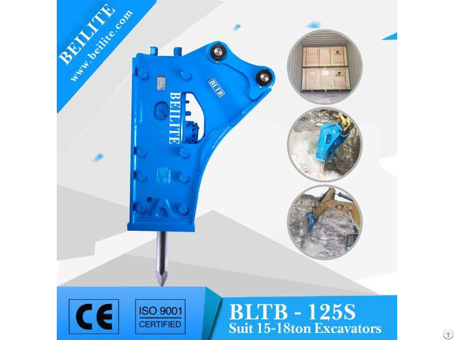 Side Type Bltb 125 Breaker Hammer For Loader