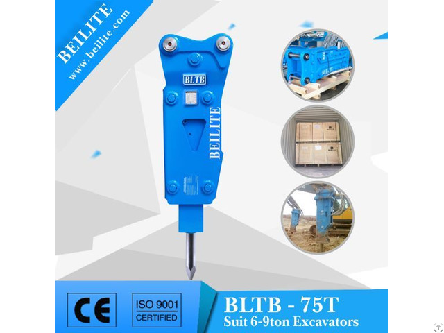Top Bltb Hydraulic Rco Hammer For 6 9 Ton Excavator