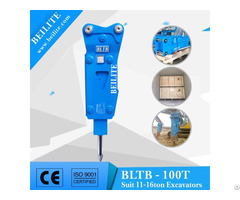 Bltb 100 Hydraulic Breaker For Wheel Loader