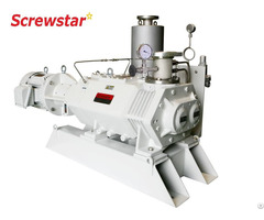 Big Capacity,dry Screw Vacuum Pump