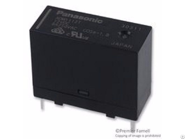 250vac Latching Single Coil Relay