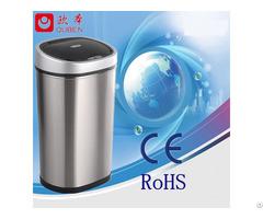 Hot Sale Steel 50liter Garbage Bin For Sales Gyt50 1b S