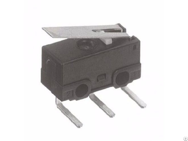 100ma 125v Basic Snap Action Switches Spdt Hinge Lvr Pcb Ah1762619 A