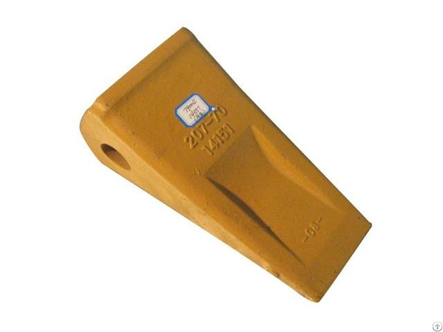 Komatsu Excavator 207 70 14151 Bucket Teeth