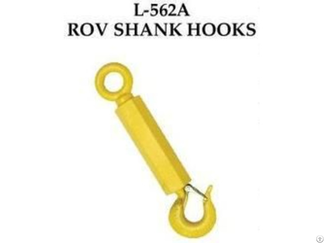 Crosby L 562 A Rov Shank Hooks